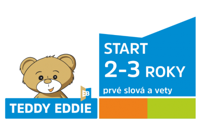 Teddy Eddie START | 2 – 3 roky