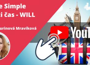 Budúci čas v angličtine - WILL