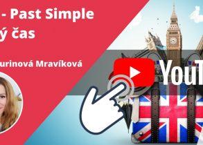 Past Simple - TO BE - Minulý čas v angličtine
