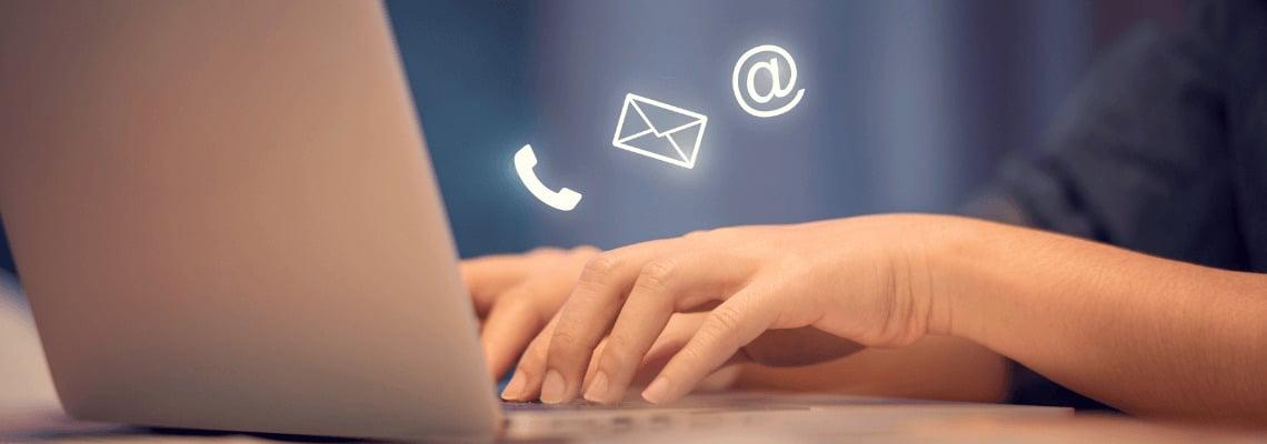 Mailová komunikácia